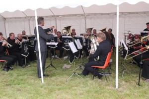 Poole band.Canford regatta_032