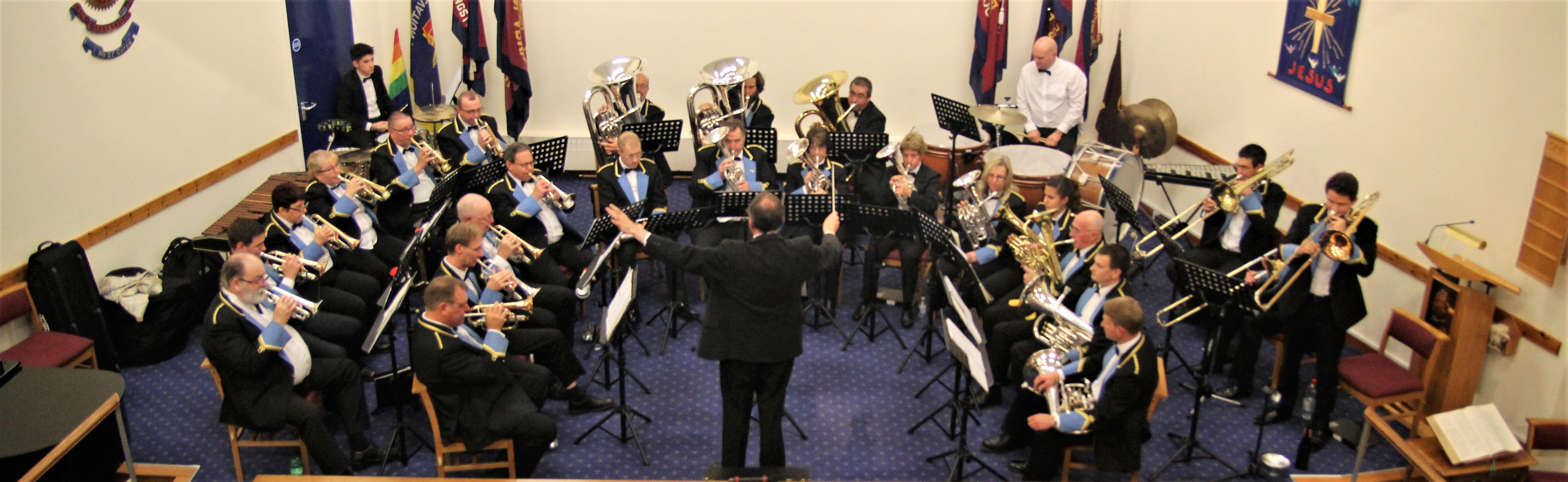 Poole Salvation Army Concert