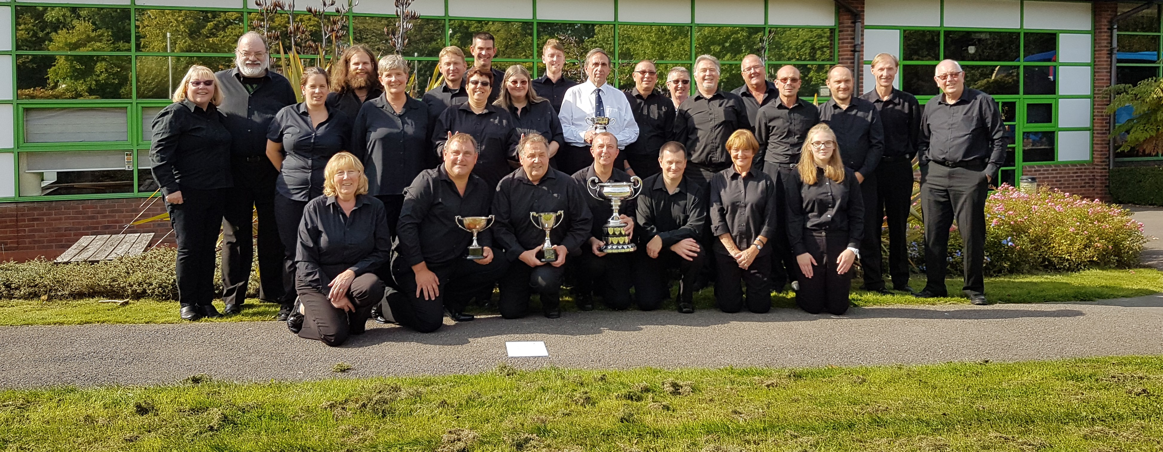 SCABA Autumn Contest - Poole Borough Band win 4 prizes including Best Test Piece